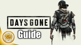 Days Gone - Best Way To Gain Trust In Camps (Days Gone Gaining Trust)
