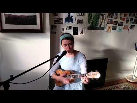 Giving Up— Ingrid Michaelson ukulele Cover