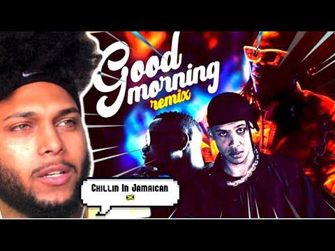 Download (TRB) 🇯🇲 Reacts To Stonebwoy, Sarkodie, Kelvyn Colt - Good Morning {Remix} (Lyric Video) 🇬🇭