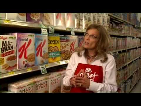 Cereal - Which Cereal is Healthiest? - Heart Smart® Grocery Store Tour