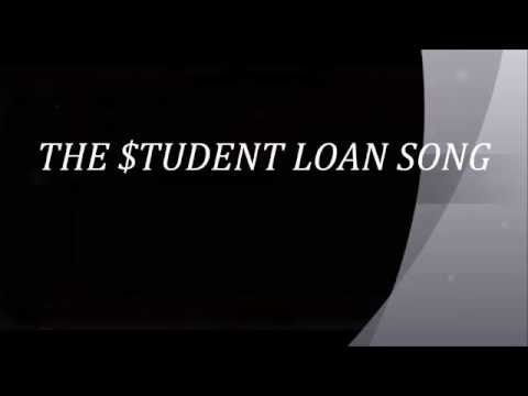 the-student-loan-song-words-lyrics-popular-trending-debt-financial-aid-sing-along-song-songs