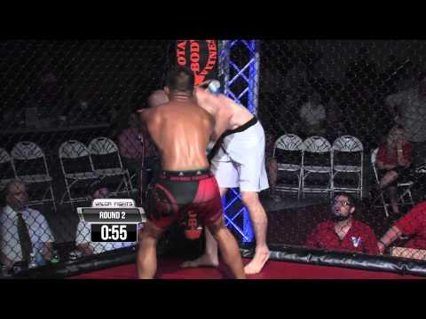 Valor Fights 24 Fight 12 Chris Aguilar Vs Steven Haag