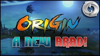 Dungeon Fighter Online - ORIGIN UPDATE! A NEW ARAD!