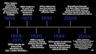 VIDEO: The public life of Zell Miller