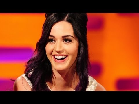 """KATY PERRY: Prince Harry """"is a Hot Ginger!"""" (The Graham Norton Show)"""