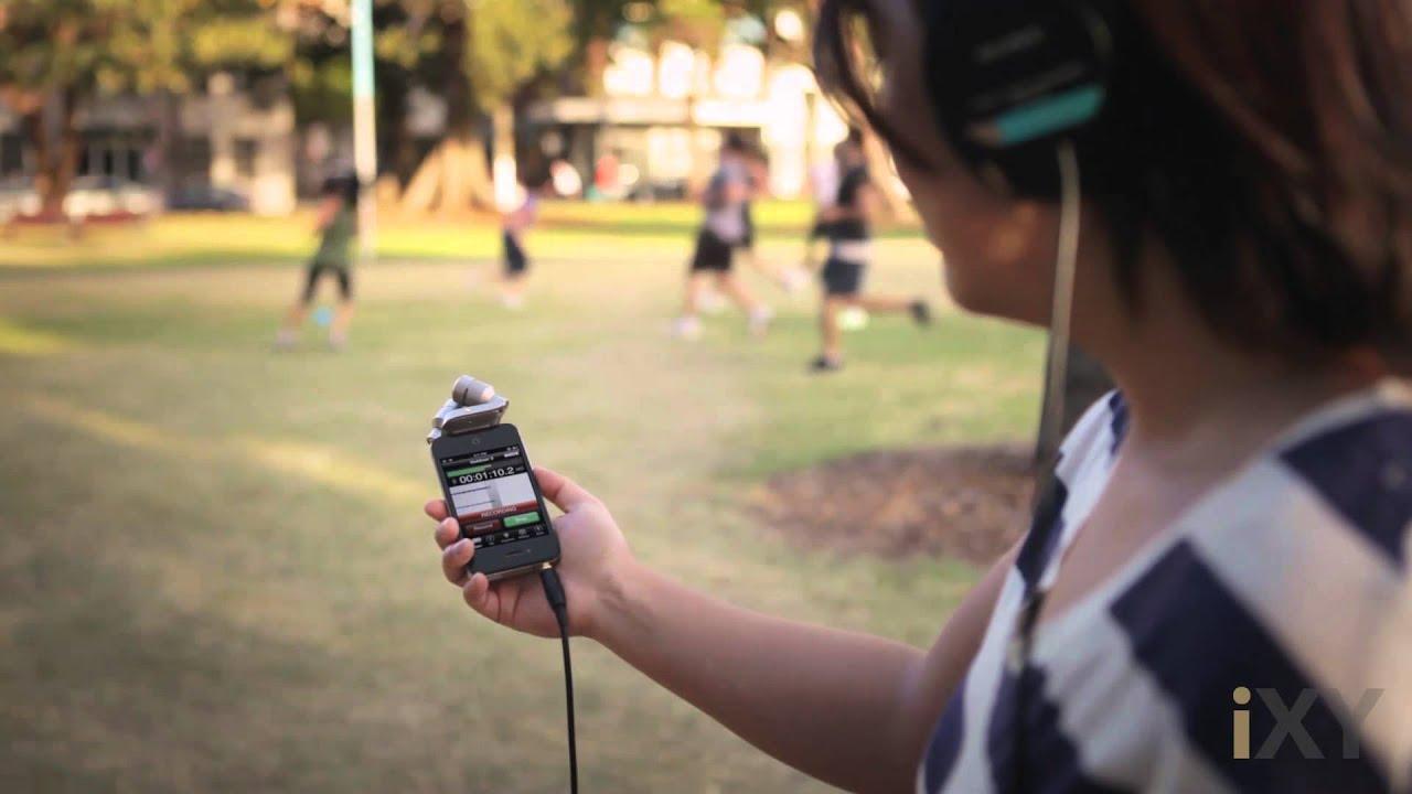 Podłącz zewnętrzny mikrofon do iPada