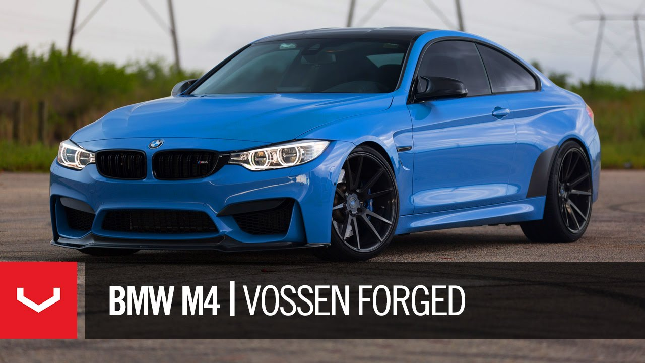 Bmw M4 Wheels Performance Vossen Forged Vps 301 Youtube