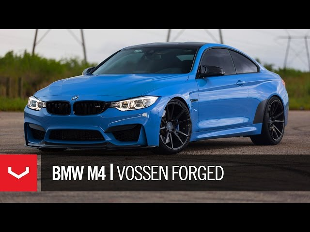 BMW M4 | Wheels Performance | Vossen Forged VPS-301