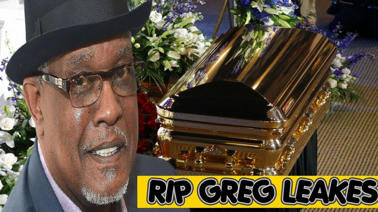 Download Greg Leakes never seen family members Cause of Death