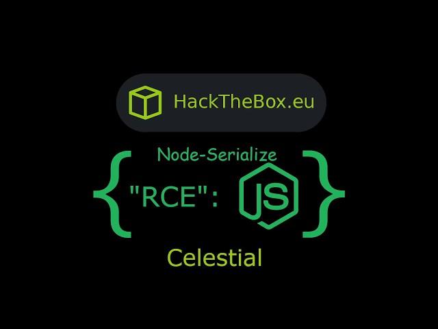 HackTheBox - Celestial Download video - get video youtube