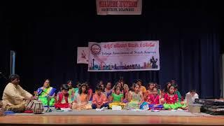 Enthachakkani - Kids performance from Dr. Shobharaju Music Workshop