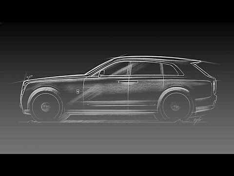 2019 Rolls Royce Cullinan SUV – SHORT FILM