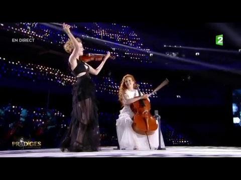 Camille & Julie jouent la « Danse hongroise n°5 » de Brahms - Prodiges