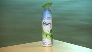 Can Febreze Air Effects really eliminate odors?
