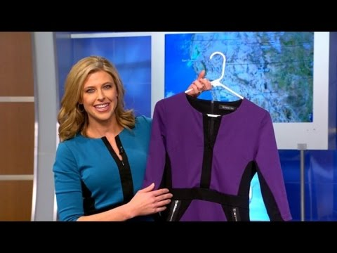 Why Meteorologists Are All Wearing The Same $23 Dress on TV