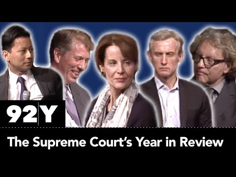 Law of the Land: The Supreme Court's Year in Review