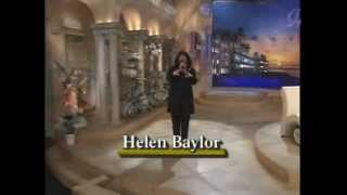 Helen Baylor sings SOLD OUT