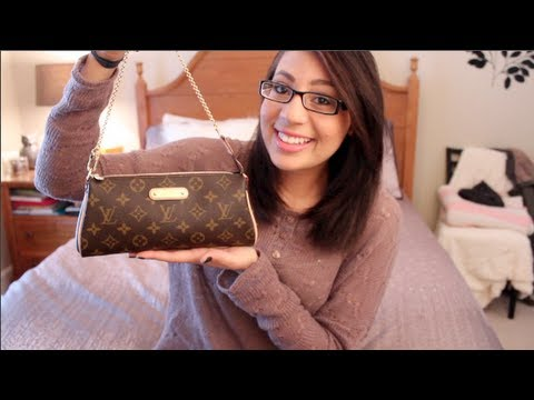 ❤ Louis Vuitton Eva Unboxing Review - YouTube bc765aee672