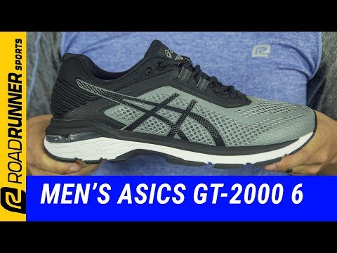 Men's ASICS GT-2000 6 | Fit Expert Review - YouTube
