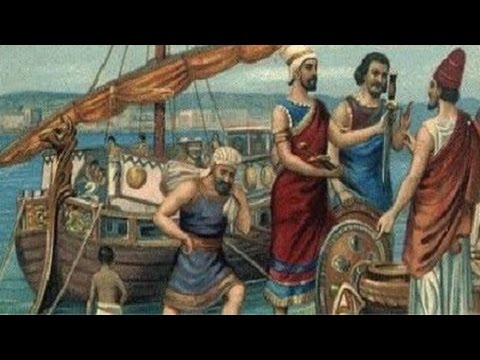 Ancient Music - Phoenician Sailors