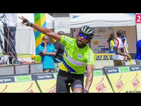 Eritrea - Metkel Eyob - Tour du Rwanda 2017 - Eritrean Cyclist