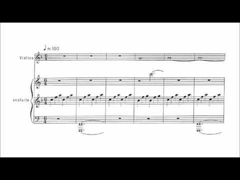 Arvo Pärt - Spiegel im Spiegel (audio + sheet music)