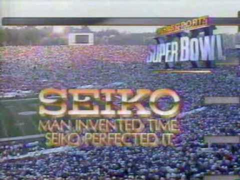 Superbowl XXI (1987) - Commerical Breaks Part 4