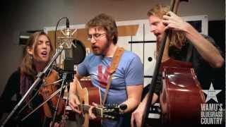The Stray Birds - Heavy Hands [Live at WAMU's Bluegrass Country] thumbnail
