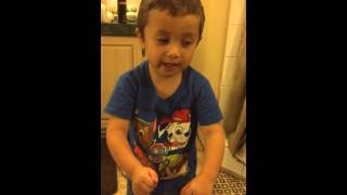 Potty Training Advice from a 3 year old!