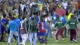 Fluminense VS Cerro Porteño 18112009.avi