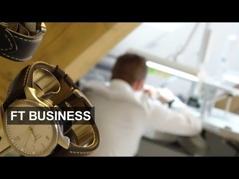 What's behind a British watch?