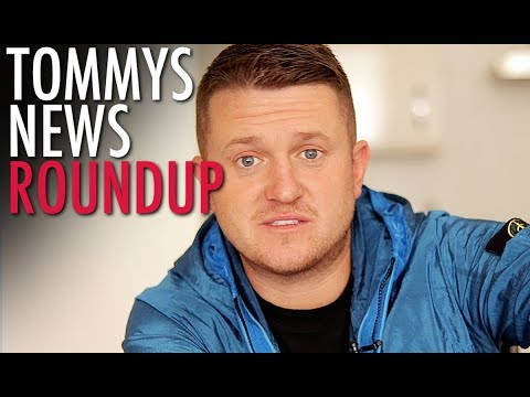 Tommy Robinson's News Roundup: Who is Harvey Weinstein?