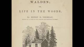 Walden Audiobook By Henry David Thoreau - Part 1 (Chapter 01 -2)