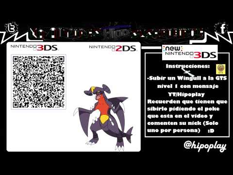 Terminado Code Qr Garchomp Chiny Competitivo Pokemon Xy Oras Youtube