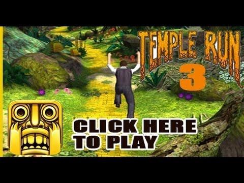 new arrival 06bb5 bdbc0 Temple Run 3 Amazing Trailer Launch