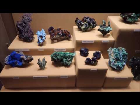 Gem Hall with lots of precious stones and shiny rocks!