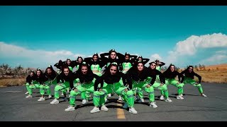 Sona Yesayan Dance Studio - ԱՋ ՈՒ ՁԱԽ | AJ U DZAX /2nd professional team/ DANCE VIDEO