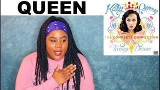 Download Katy Perry - Teenage Dream: The Complete Confection Album  REACTION  Mp3 and Videos