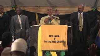 Truth of God Broadcast 1121-1122 Mandeville Jamaica Pastor Gino Jennings HD Raw Footage!