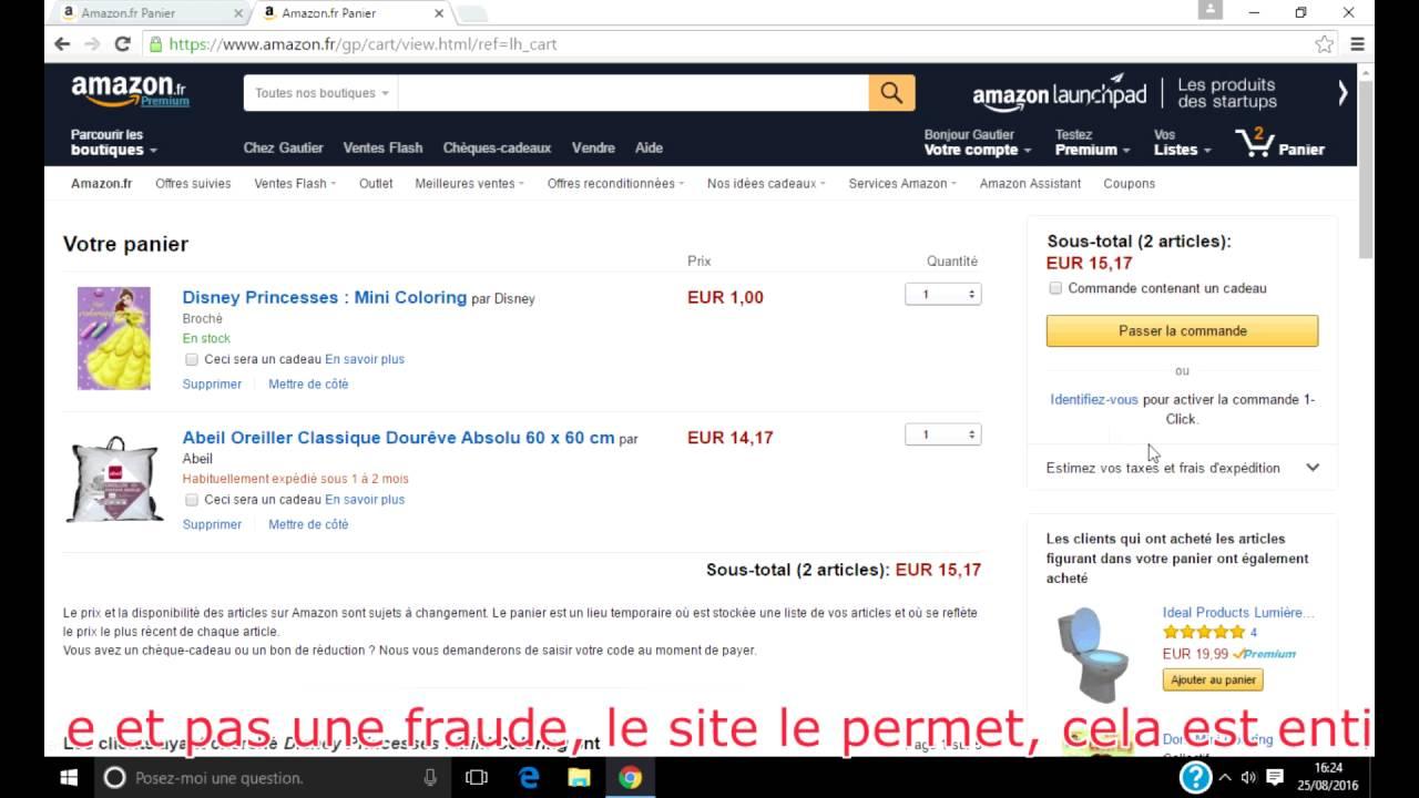 35d273f6c8864 Réduisez les frais de port sur Amazon ! Astuce très simple, gratuite,  légale !