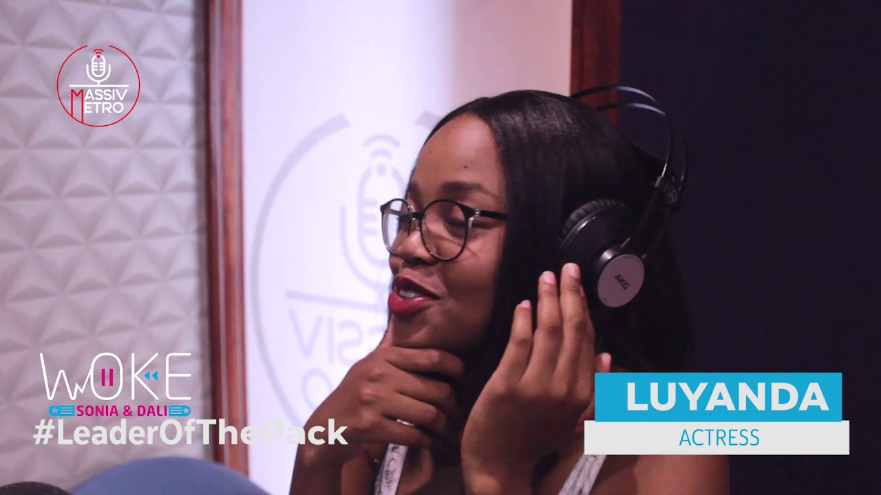 Luyanda Mzazi on : Keeping her father a secret  & flanking her first Audition : WOKE #1