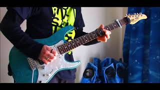 【弾いてみた】Ado / うっせぇわ Guitar Cover ゆっけ Ch. 趣味全開!