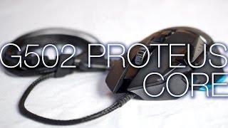 Logitech G502 Proteus Core Unboxing & Review - Unpacked!