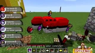 Minecraft: LUCKY PIXELMON - RAIKOU! O POKÉMON QUE VIROU O JOGO!!