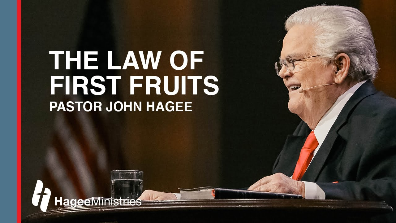 The Law of First Fruits