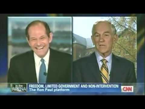 Ron Paul: Taxation Is Theft
