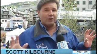 Spa Struck Scott Kilbourne 05.28.16 Good Morning Vail