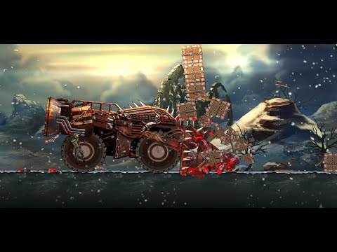 Monster Car Hill Racer 2 - Enter the new division of Monster Car Hill Racer