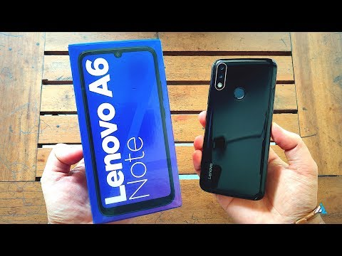 Lenovo A6 Note REVIEW And UNBOXING [CAMERA, GAMING, BENCHMARKS]