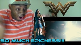 WONDER WOMAN – Rise of the Warrior [Official Final Trailer] REACTION!!!